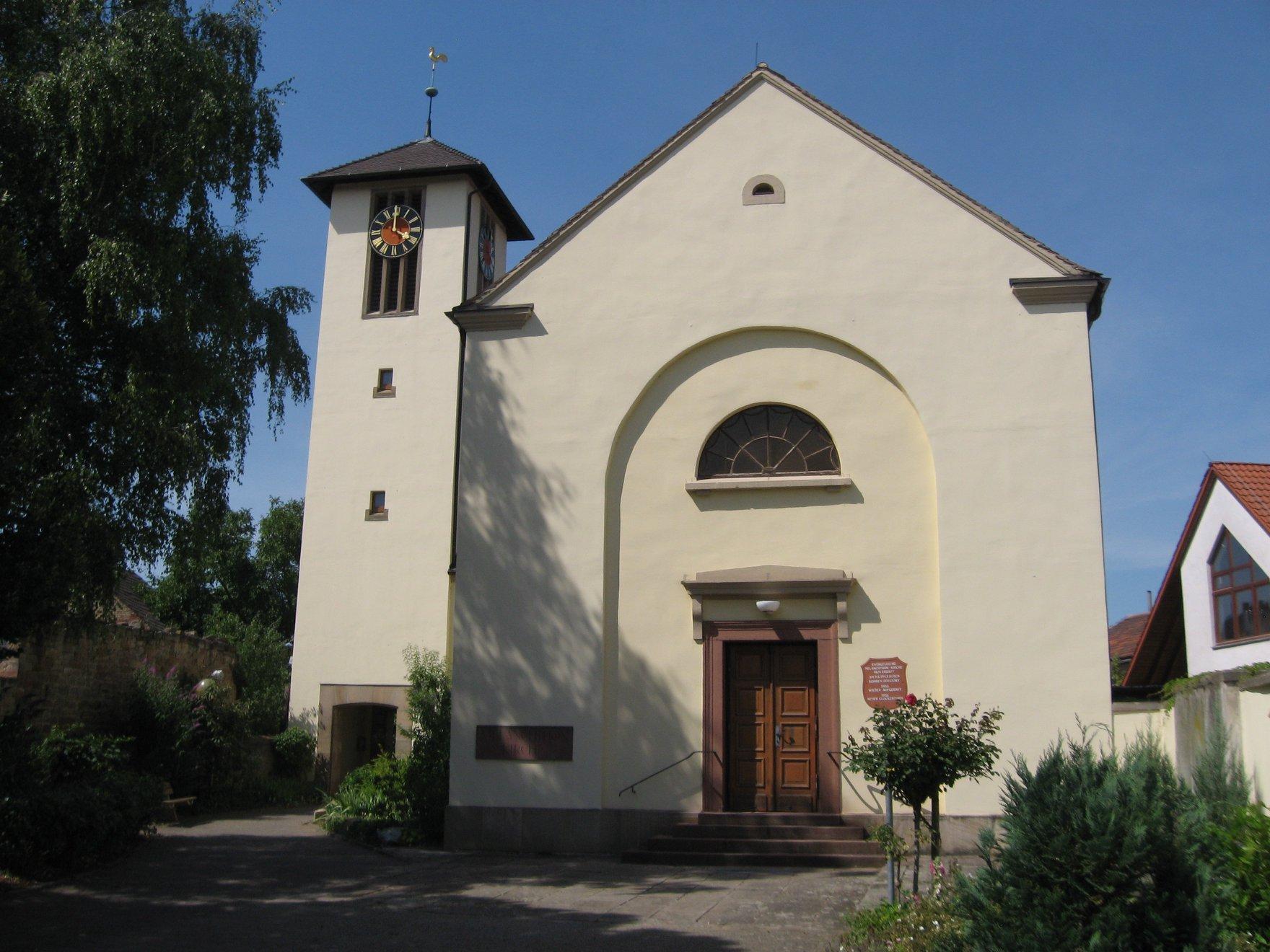 Schauernheim Kirche