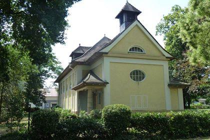 Kapelle von vorn1